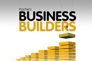 Kochie's Business Builders  logo