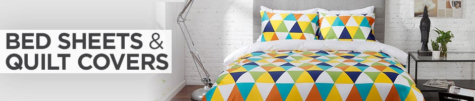Bed Sheets and Quilt Covers