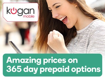 Kogan Mobile 365 Day Offers