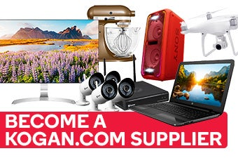 Become a Kogan.com Supplier