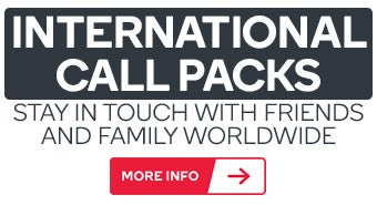 INTERNATIONAL CALL PACK BOLT-ONS