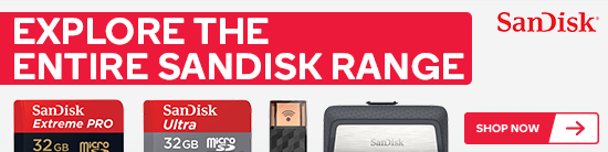 Meet The SanDisk Range