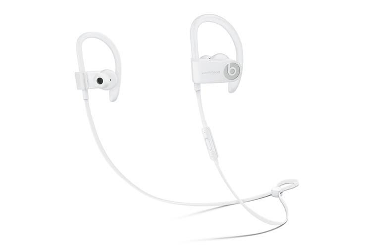 Beats Powerbeats3 Wireless Earphones (White)