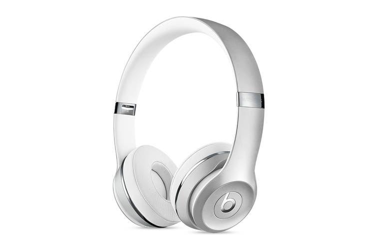 Beats Solo3 Wireless Headphones (Silver)