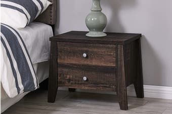 For Rustic Bedside Table