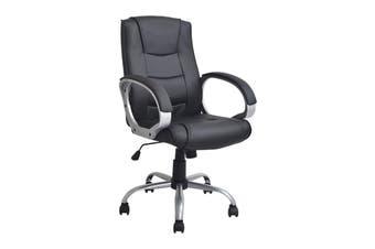 Ergolux Yale High Back Padded Office Chair
