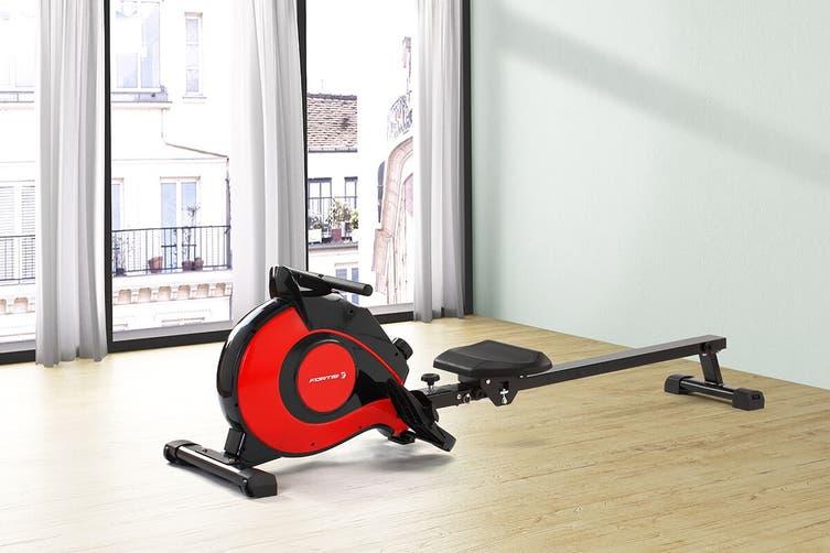 Fortis Magnetic Flywheel Rowing Machine