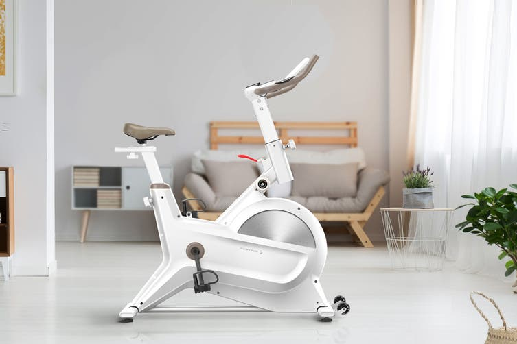 Fortis Premium Magnetic Flywheel Spin Bike