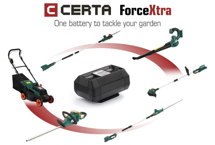 Certa ForceXtra Power Tools Range
