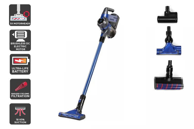 Kogan T8 Pro Cordless 22V Stick Vacuum Cleaner