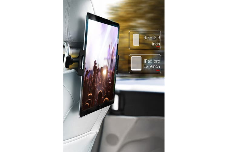 Kogan Premium Car Headrest Tablet/Phone Holder