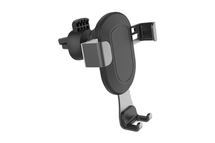 Kogan Gravity Phone Holder Vent Mount (Black)
