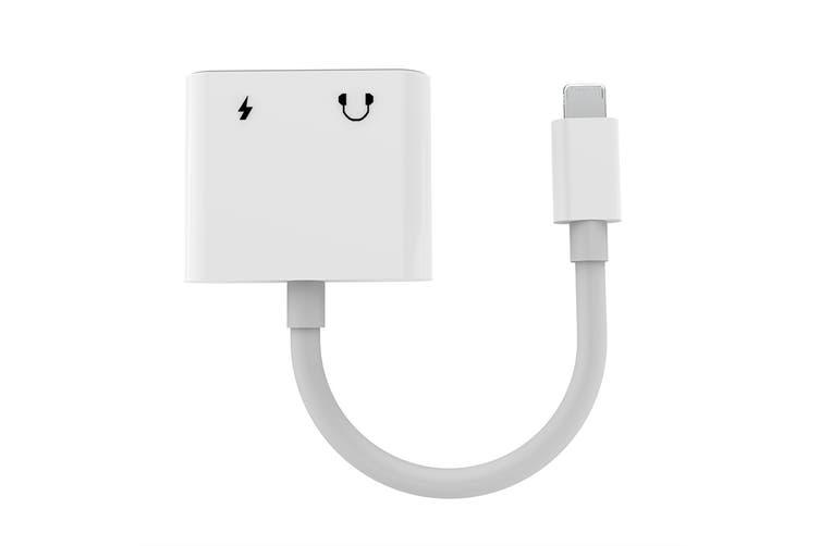 Kogan Lightning Headphone Audio Adaptor