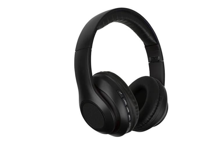 Kogan Pro Urban II Wireless Headphones (Midnight Black)