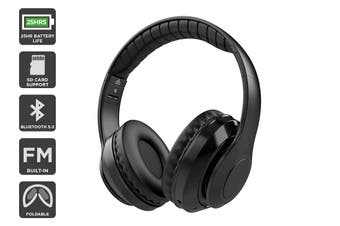 Kogan Pro Urban II Wireless Headphones (Midnight Black)