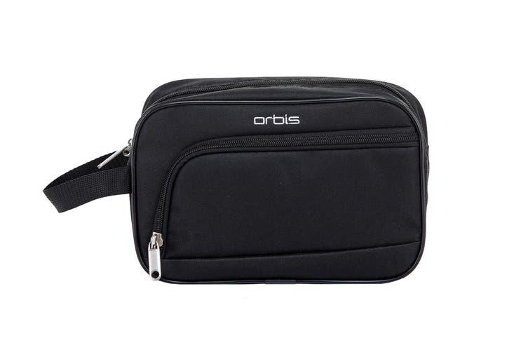 Orbis 5 Piece Ultimate Luggage Set (Black)