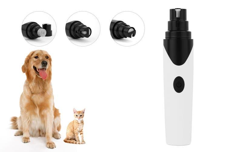 Pawever Pets Electric Nail File