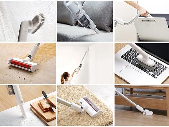 dick smith xiaomi roidmi f8 cordless vacuum cleaner au nz model vacuum cleaners. Black Bedroom Furniture Sets. Home Design Ideas