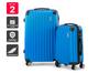 Orbis 2 Piece Maui Spinner Luggage Set (Royal Blue)