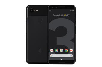 Google Pixel 3 (64GB, Just Black) - Australian Model
