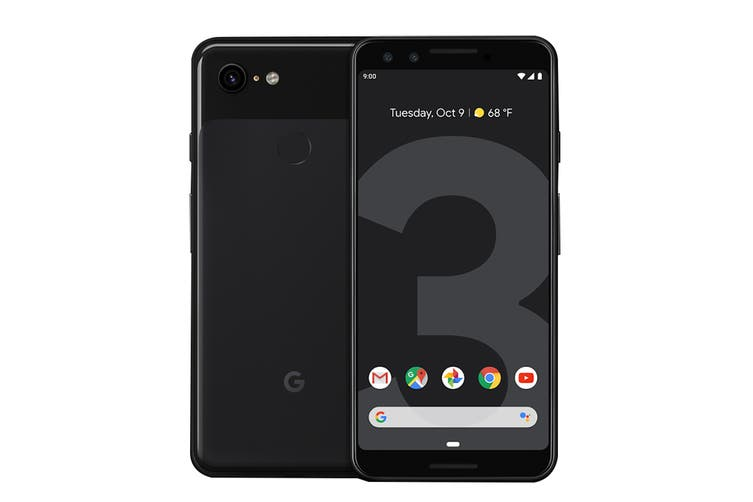 Google Pixel 3 (64GB, Just Black) - Australian Model