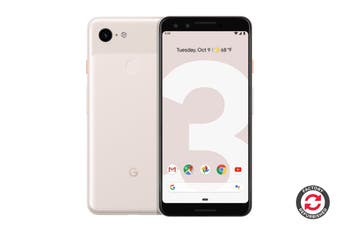 Refurbished Google Pixel 3 (128GB, Not Pink) - Australian Model