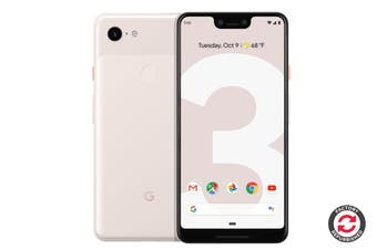 Google Pixel 3 XL Refurbished  (64GB, Not Pink) - AB Grade