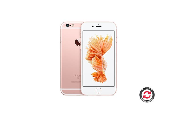 Apple iPhone 6s Refurbished (64GB, Rose Gold) - A Grade