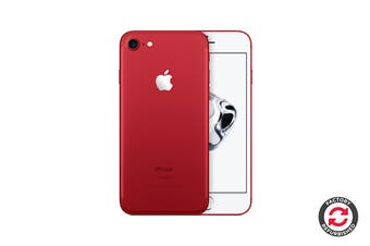 Apple iPhone 7 Refurbished (128GB, RED - Special Edition) - A+ Grade