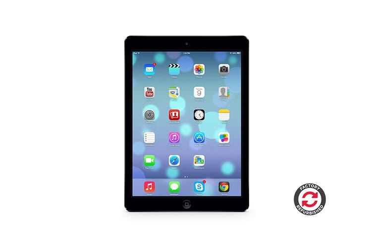 Apple iPad Air Refurbished (16GB, Wi-Fi, Space Grey) - AB Grade