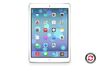 Apple iPad Air Refurbished (32GB, Wi-Fi, Silver) - A Grade