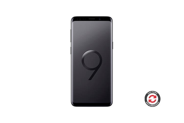 Samsung Galaxy S9 Refurbished (64GB, Midnight Black) - A Grade