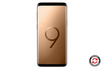 Samsung Galaxy S9 Refurbished (64GB, Sunrise Gold) - B Grade