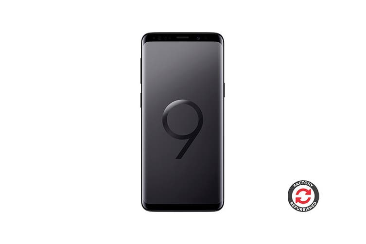 Samsung Galaxy S9+ Refurbished (64GB, Midnight Black) - A Grade