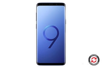 Samsung Galaxy S9+ Refurbished (64GB, Coral Blue) - AB Grade