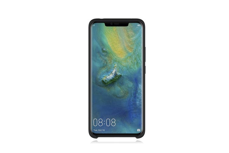 Huawei Mate 20 Pro Silicone Case - Black