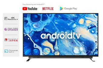 "Toshiba 55"" Smart 4K Android TV™ UHD LED TV"