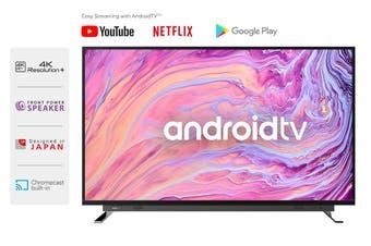 "Toshiba 65"" Smart 4K Android TV™ UHD LED TV"