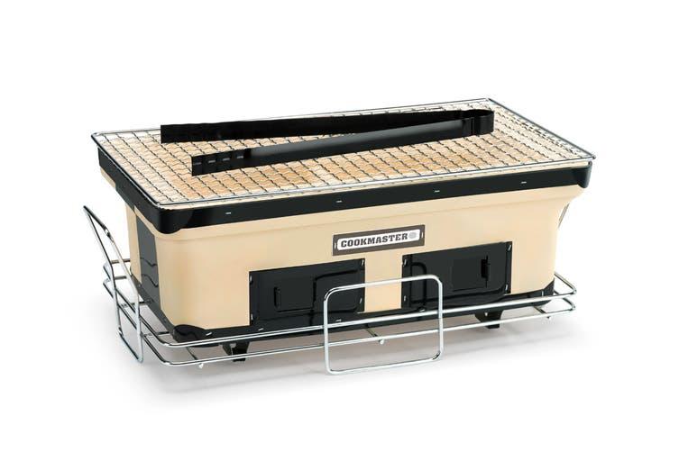 Cookmaster Hibachi Grill