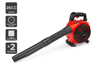Certa 26CC Petrol Leaf Blower and Vacuum
