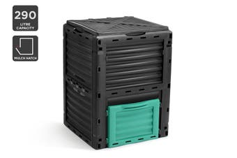 Certa 290L Waste Recycling Aerated Compost Bin