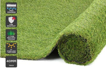 Certa 40mm Synthetic Grass Turf 5m x 2m
