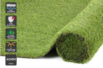 Certa 40mm Synthetic Grass Turf 5m x 2m