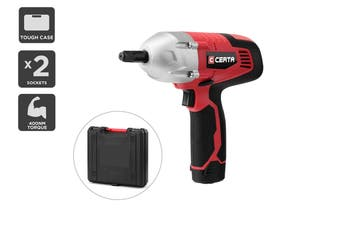 Certa 12V Cordless Impact Wrench
