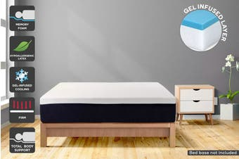 Ergolux Gel Memory Foam & Latex Mattress (Queen)