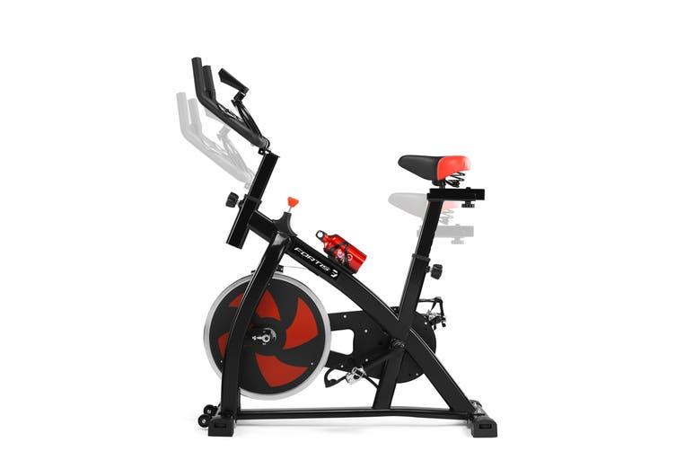 Fortis 13kg Flywheel Exercise Spin Bike
