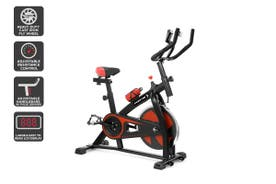 Fortis 13kg Flywheel Exercise Spin Bike