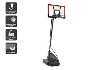 Fortis Premium Height Adjustable Basketball Hoop Stand