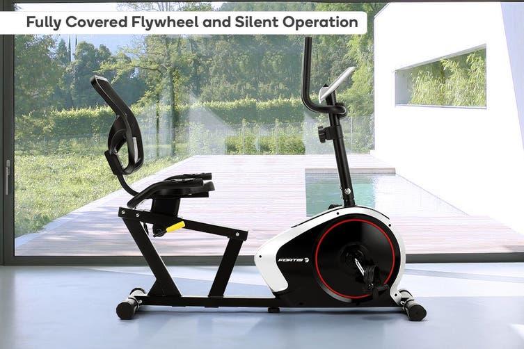 Fortis Magnetic Flywheel Recumbent Bike (RCMx-2000)
