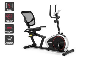 Fortis Magnetic Flywheel Recumbent Bike (RCMx-2000)